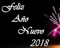 Oración de Año Nuevo 2018