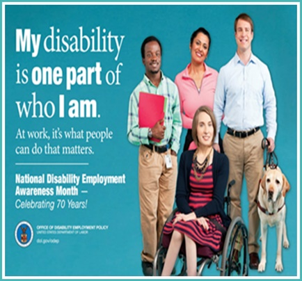 My disability is one part of who I am