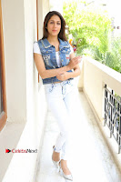 Telugu Actress Lavanya Tripathi Latest Pos in Denim Jeans and Jacket  0080.JPG