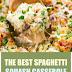 Low Carb Spaghetti Squash Casserole #lowcarb #glutenfree
