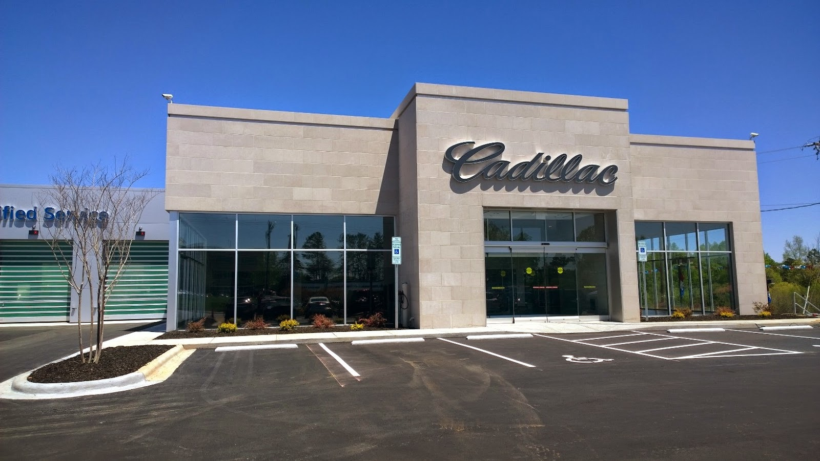 Randy Marion Mooresville >> The Randy Marion Automotive Group: New Cadillac Building and Service Lanes NOW OPEN