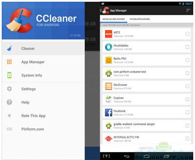 تحميل تطبيق CCleaner Pro للاندرويد النسخه المدفوعة مجانا,
