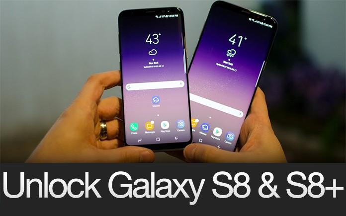 Unlock Samsung Galaxy S8 PLUS T-MOBILE network