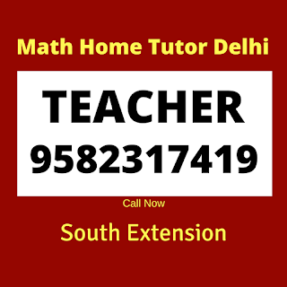Best Math Tutor for Home Tuition in South Extension
