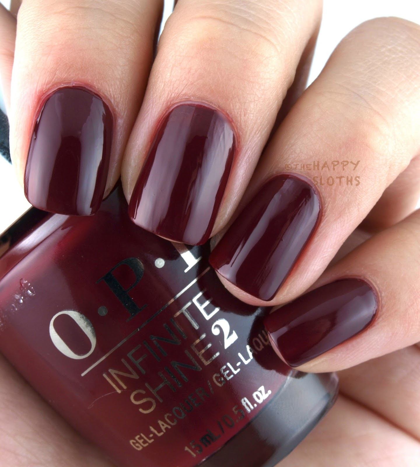 OPI Fall 2016 Infinite Shine Iconic Collection: Review and Swatches ...