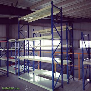 rak gudang, heavy duty rack dc 50 dachang shelving duta rak tangerang