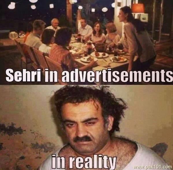 Sehri in ads vs sehri in reality (funny) - YouTube, Sehri In Reality.. Lollzzzzz =)) | Tafreeh Mela, TV ads Vs Reality Funny Picture - Funny Images & Photos, Karachi Vynz - SEHRI in Tv Commercial vs Reality, #Sehri in #advertisements and #reality, SEHRI in Tv Commercial vs Reality By Karachi Vynzz - Video, Ramazan 2016: Best Sehri Deals Karachi Round-Up | Brandsynario, Ramadan Mubark Pakistan Ramadan Iftari & Sehri Timing of all Cities, real sehri, adv v/s real sehri, sehri in ads and sehri in reality, desi sehri, english sehri, most funny images for sehri, really funny photos for ramadan