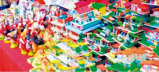 Feria de alasita miniaturas