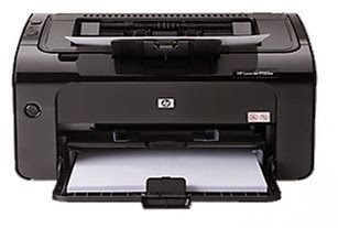 Download Printer Driver HP LaserJet Pro P1102w