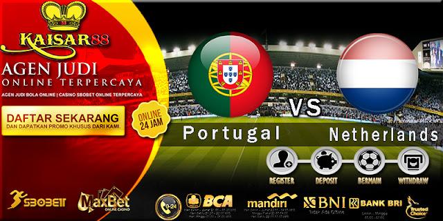 Prediksi Bola Jitu Portugal vs Netherlands 27 Maret 2018