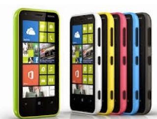Nokia Lumia 520 (RM-915)