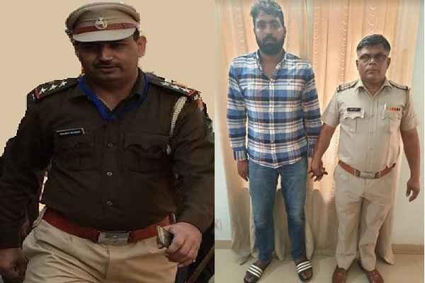 inspector-naveen-parashar-gurugram-sector-31-cia-arrested-criminal