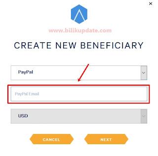 Cara Menambahkan Paypal di PlayTagg