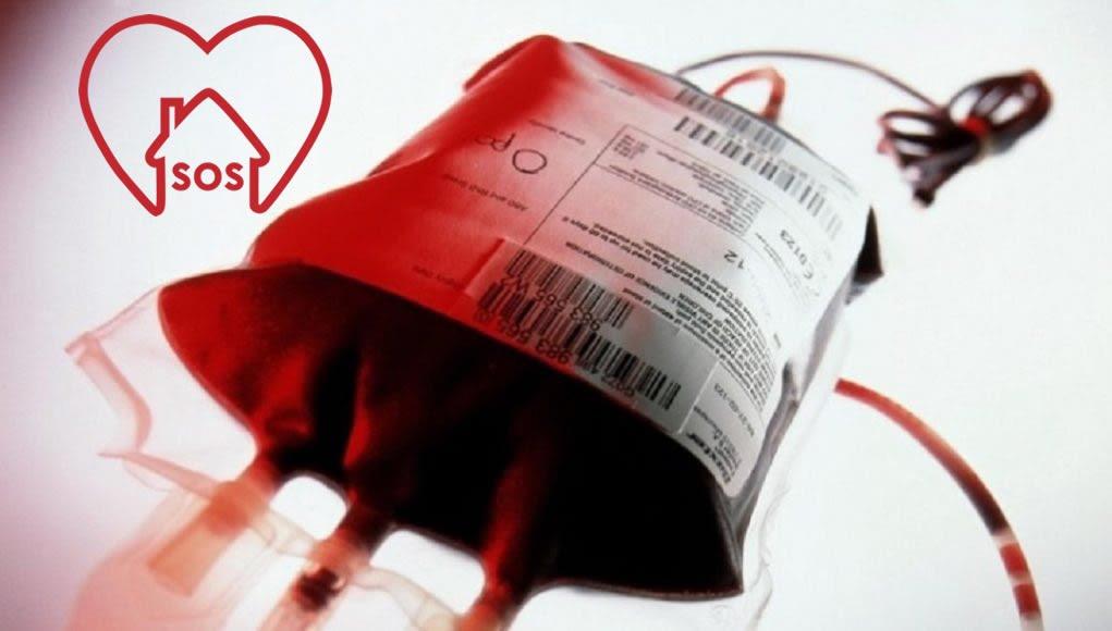 Εθελοντική αιμοδοσία στην κεντρική πλατεία Λάρισας