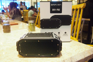 BRAVEN BRV-PRO Launched Locally, World's Most Rugged Bluetooth Speaker