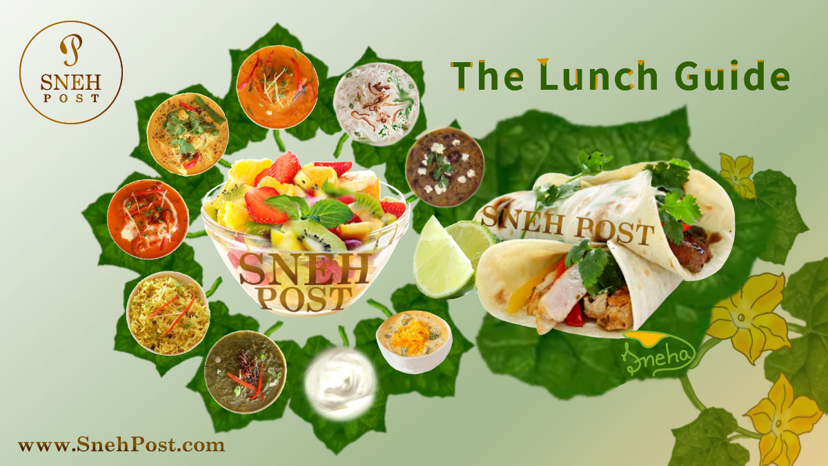 Healthy lunch guide: 5 chummy basics to inculcate for benefits of lunch in daily diet