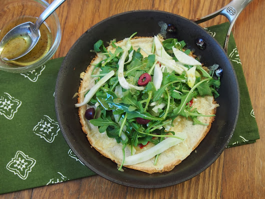 {Recipe Redux} Dutch Baby Personal Pan Pizza