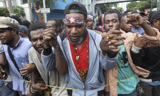 The Guardian: Pemimpin Kemerdekaan West Papua Meminta untuk Tenang, Terkait Peristiwa di Nduga