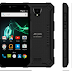 Archos Saphir 50X Rugged Phone Launched With 4000mAh Battery