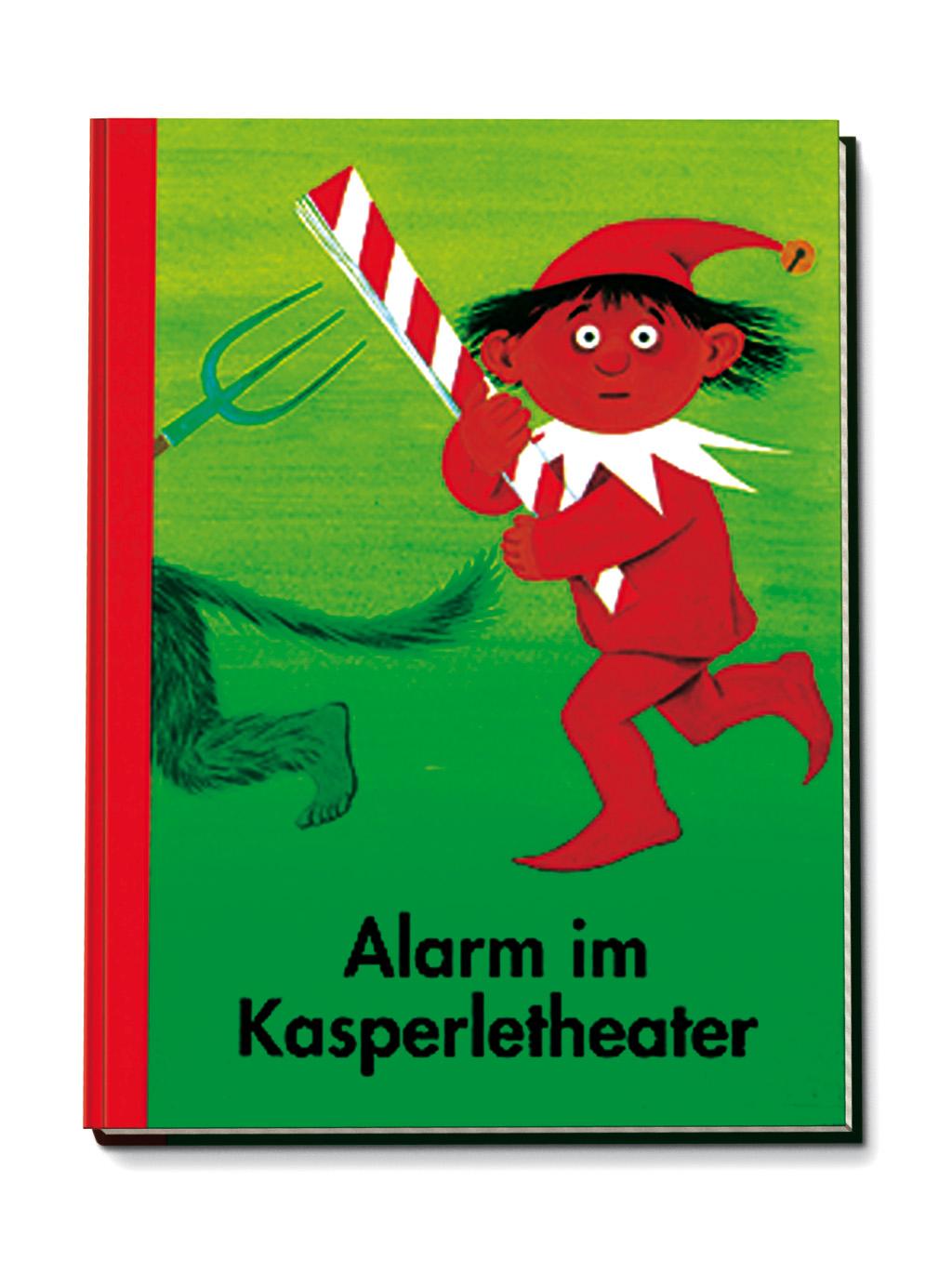 Alarm Im Kasperletheater