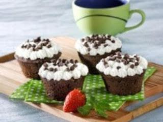 Resep Cake Cokelat Keping