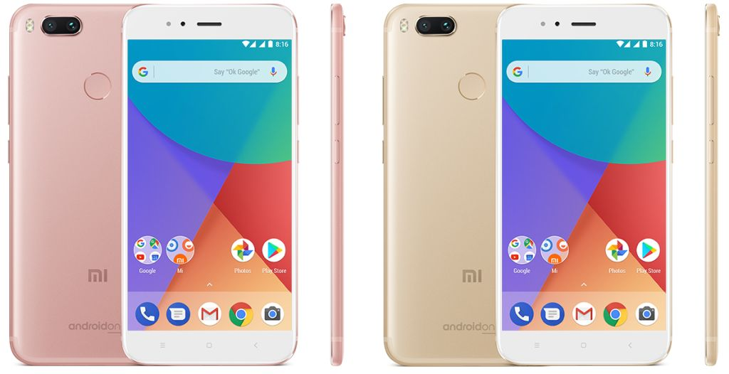 Xiaomi Mi A1 (2017) with Specifications and Prices
