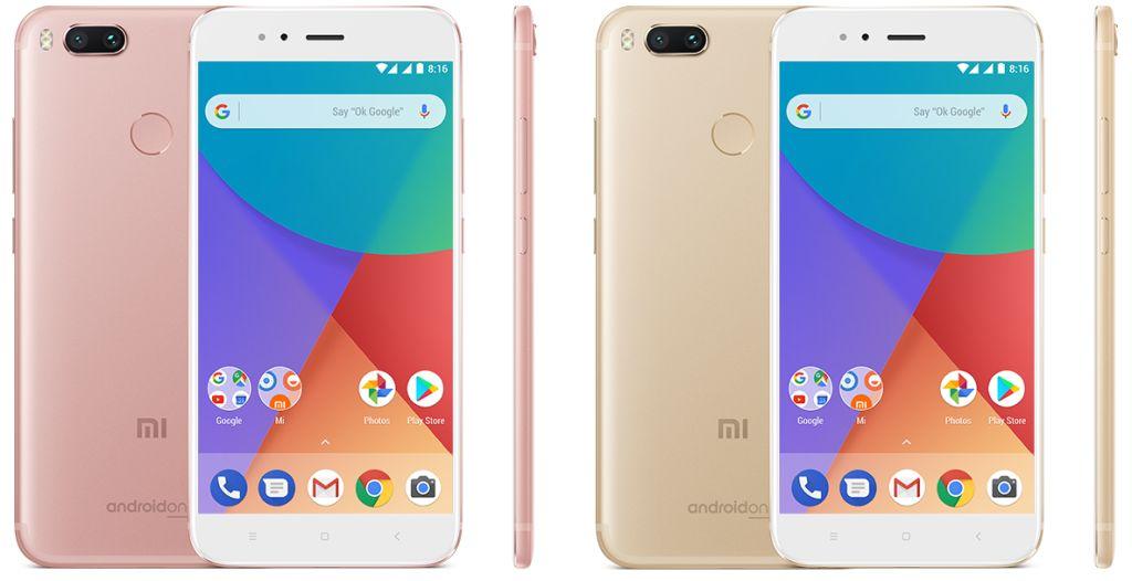 Spesifikasi Xiaomi Mi A1 (2017) dan Harga Terbaru