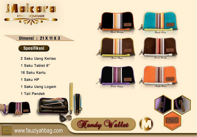Handy Wallet Makara