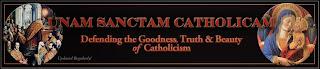 Unam Sanctam Catholicam