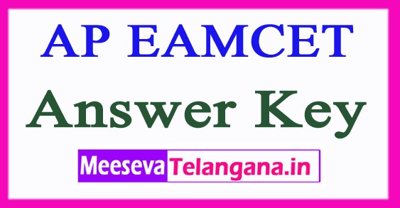 AP EAMCET Answer Key 2018 Set Wise Download Engineering/ Medical / Agriculture