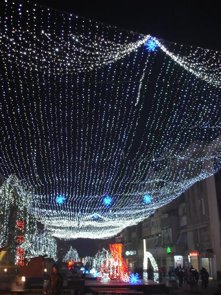 Craiova by night 2012