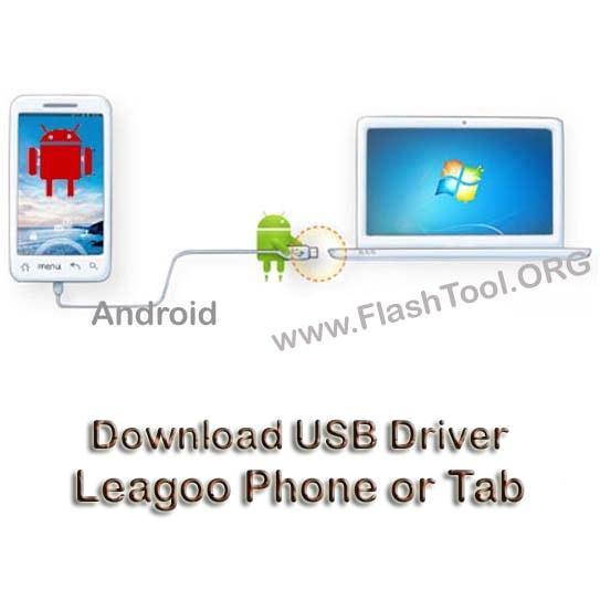 Download Leagoo USB Driver