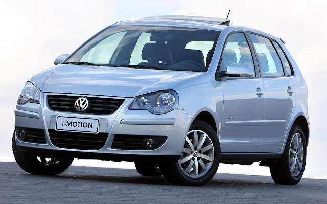 Volkswagen Polo I-Motion 2010