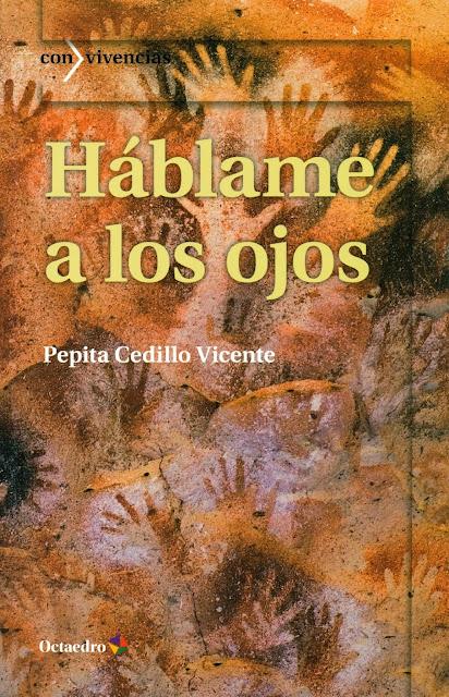 Portada del libro de la autora sorda Pepita Cedillo