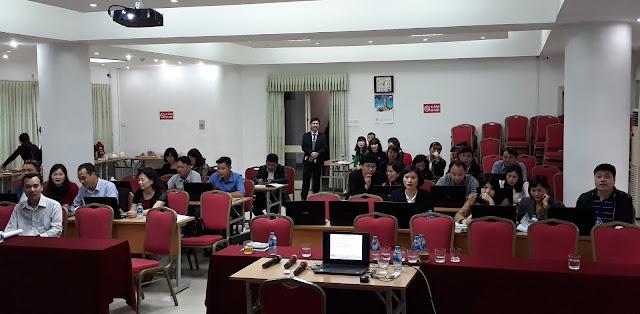 Tọa đàm: 'Sử dụng và hướng dẫn bạn đọc tiếp cận nguồn tài liệu mở trong phục vụ thư viện lưu động' tại Thư viện Hà Nội