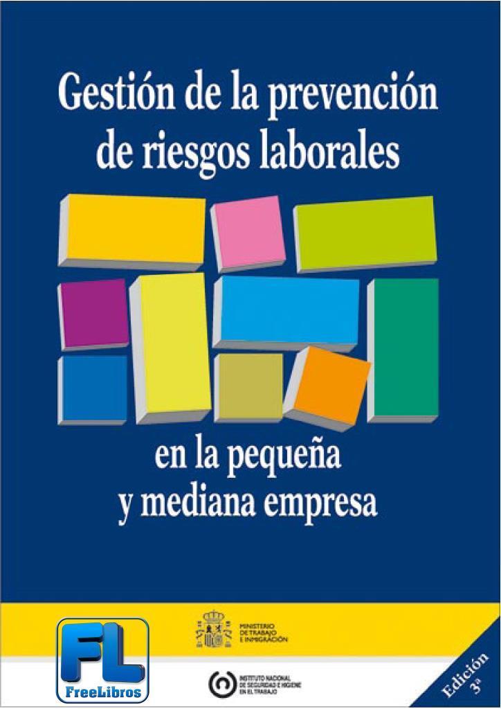 Gestión de la prevención de riesgos laborales en la pequeña y mediana empresa