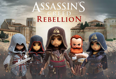 Assassin's Creed: Rebellion v2.9.2 Mod Apk (High Attack+Defence) Unlocked All