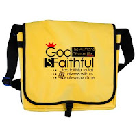 God is faithful - Bag
