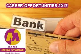 Lowongan Bank Mega Syariah 2013 Bulan Januari Bidang Pemasaran Berbagai Area Di Nusantara