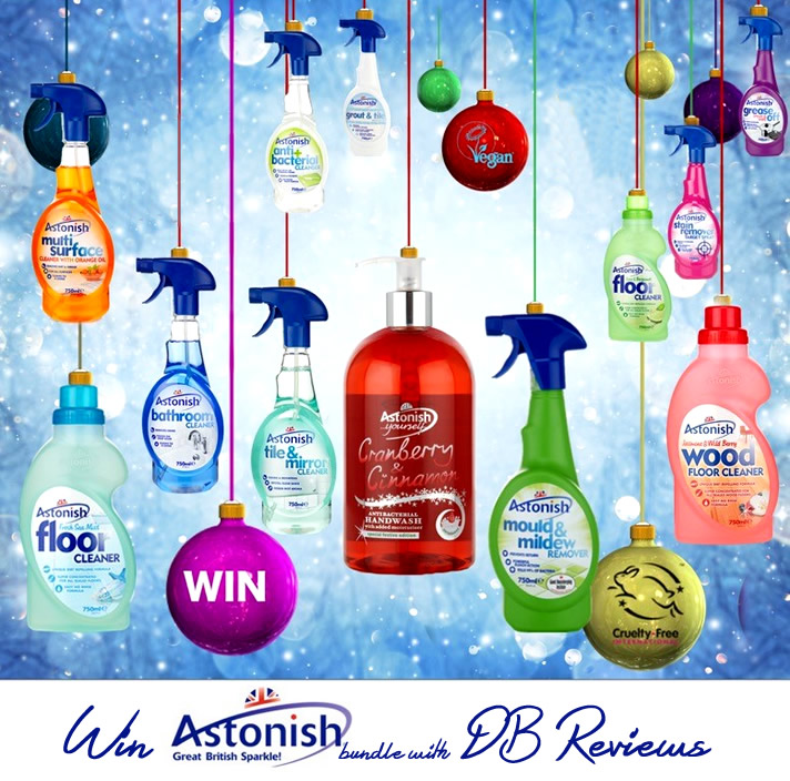 Win Astonishs Seasonal Cleaning Pack