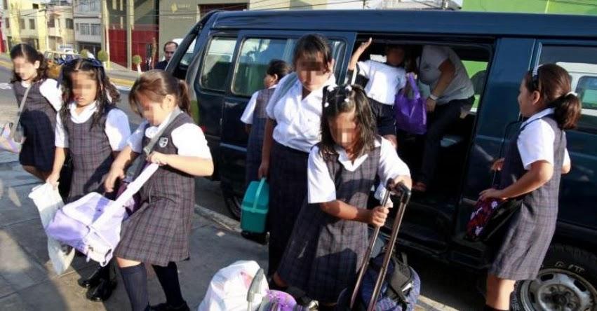 Piden al Gobierno reducir vía decreto reducción de pensiones en 50% en colegios particulares
