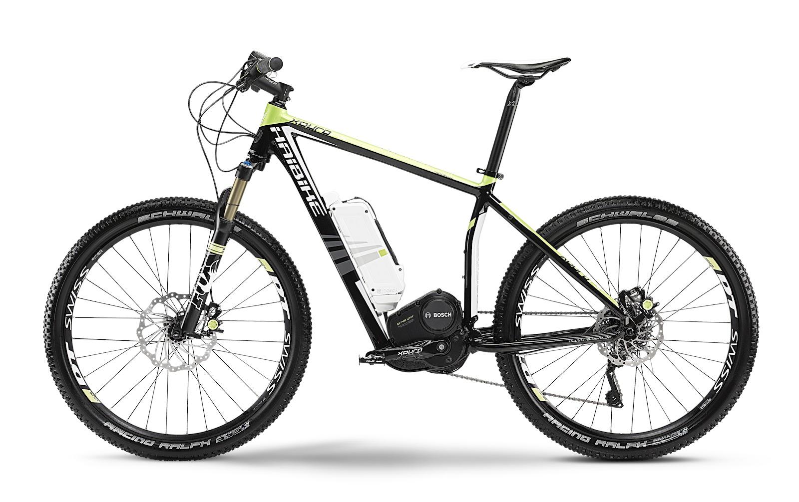 Pedelec-Biker.de: Alle neuen Haibike Xduro 2013 Modelle in