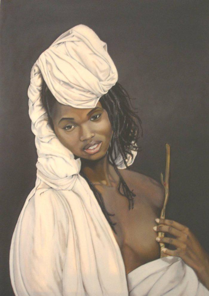 Итальянский художник. Giuseppe Lettere