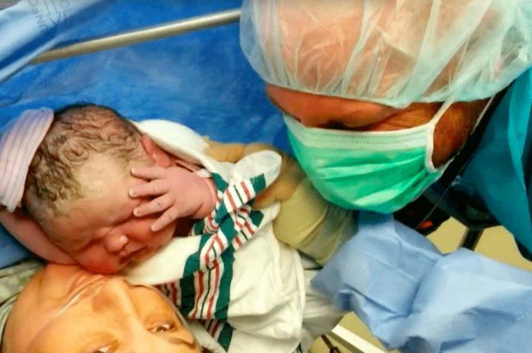 trabalho de parto-parto-gravidez-recém nascido