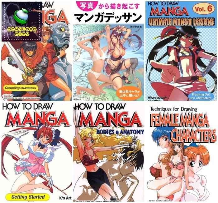 Como Dibujar Manga Pdf