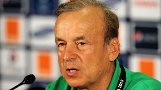 Sport: Super Eagles' 2018 World Cup team not complete yet – Rohr
