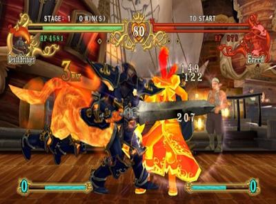 戰鬥幻想(Battle Fantasia),劍與魔法的奇幻世界格鬥對戰!