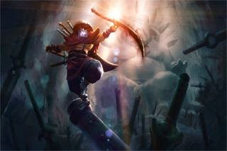Juggernaut - Balance of The Bladekeeper