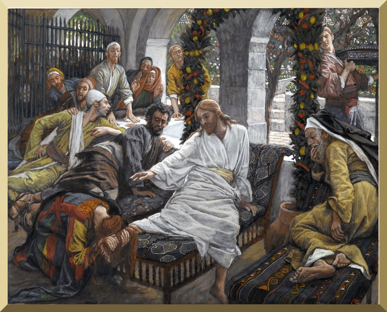 """The Ointment of the Magdalene"" -- by James Tissot.jpg"