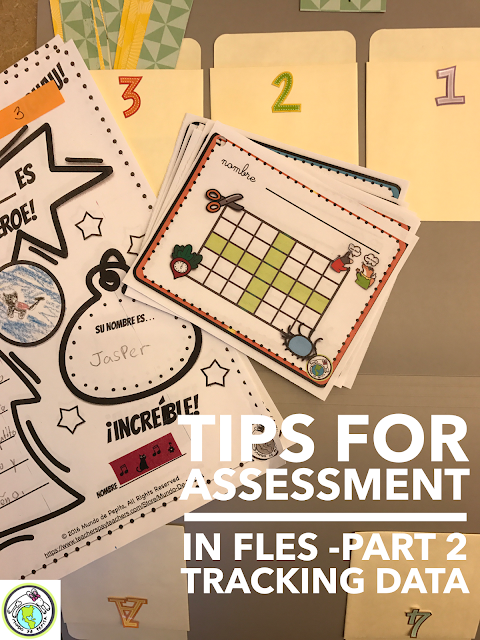 Tips for Assessment in Elementary Foreign Language Class